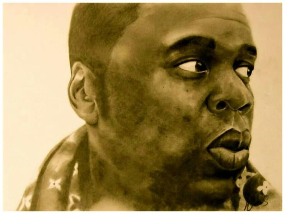 Pencil portrait of Jay-Z I did. Pencil Drawing Pencildrawing Pencil Portrait Art Jay-Z  Pencilart HipHop Art, Drawing, Creativity Portraits ArtWork