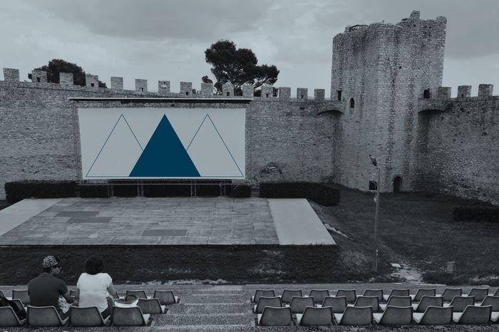 Castle Cinema Show Italy Umbria, Italy Castiglione Del Lago Trasimeno