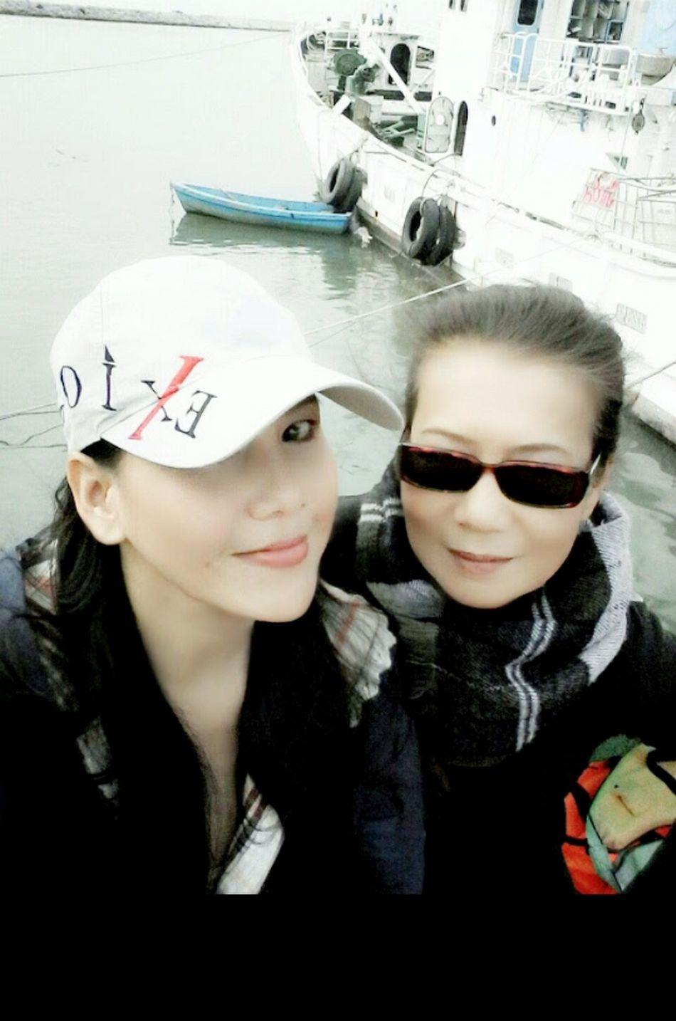 Ioveyou Mom ❤ Happyday