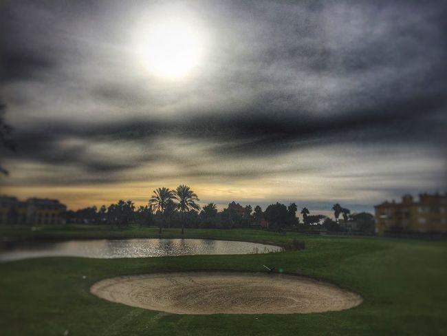 Costa Ballena Golf club Rota SPAIN