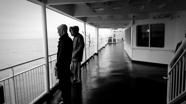 Port Dover Ferry Views Ondeck Sea First Eyeem Photo Samsung Galaxy J5 Choppy Sea Rainy Days Travel Photography Traveling Holiday Trip