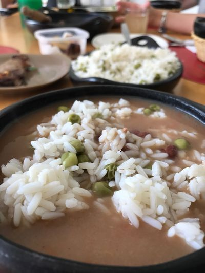 Food And Drink frijoles colombianos