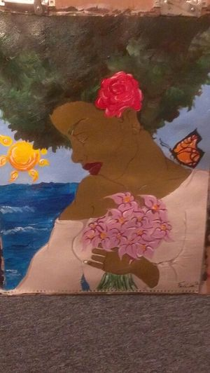Mother Nature... Art