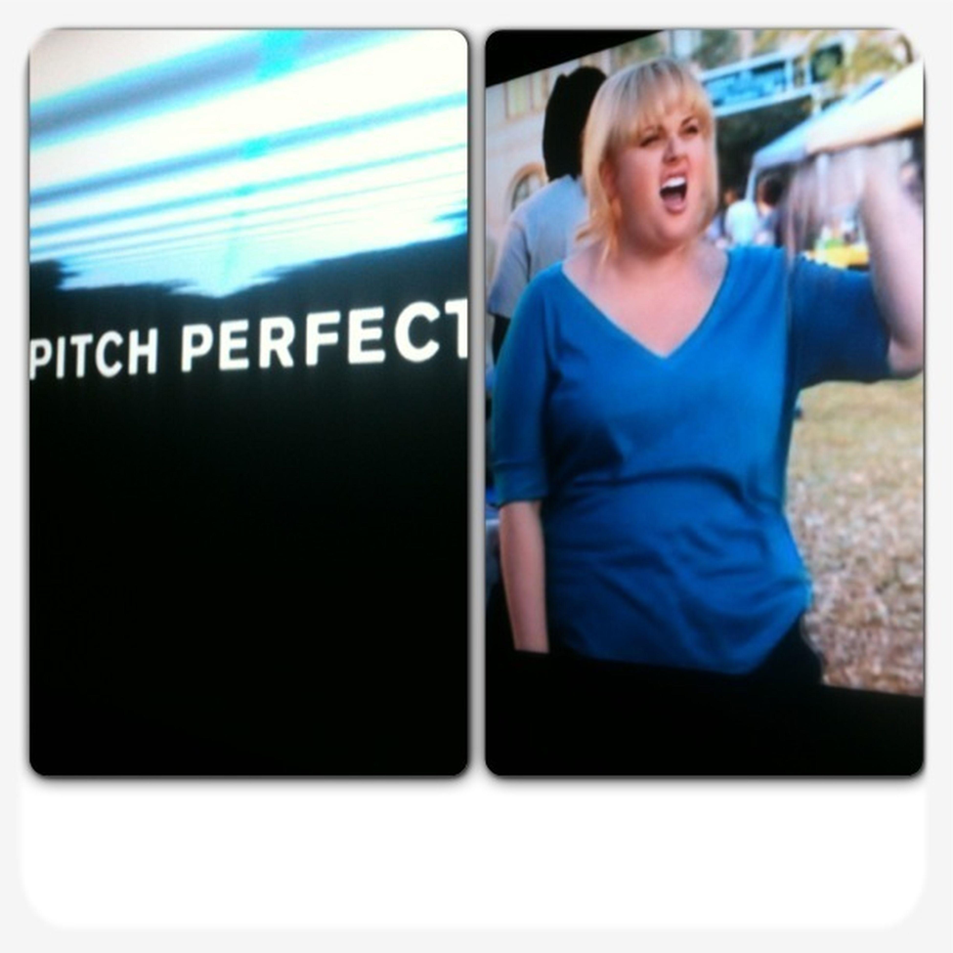 Pitch Perfect Tonight!!!