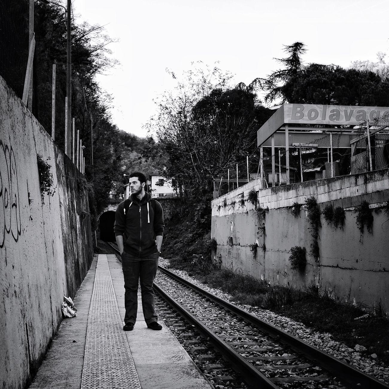 Streetphotography Streetphoto_bw Street Photography Train Station Train Blackandwhite Black And White Blackandwhite Photography Black & White Man Candid Photography Candid Portraits Borderline