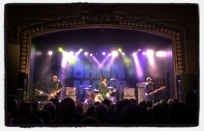 Johnny Marr The Smiths St Andrew's Hall