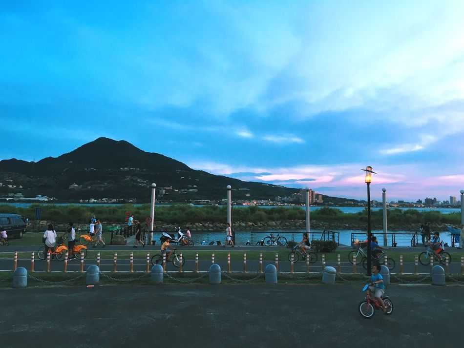 Tamsui Tamsui River People Playground