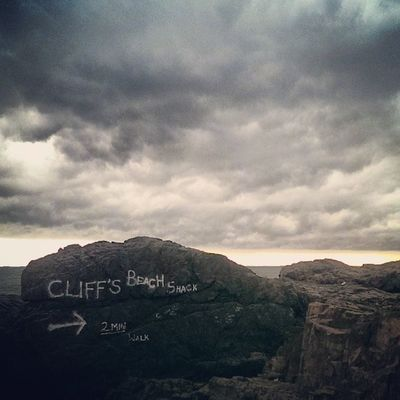 Baga Beachwalk Cliffshack Instagram instaclick