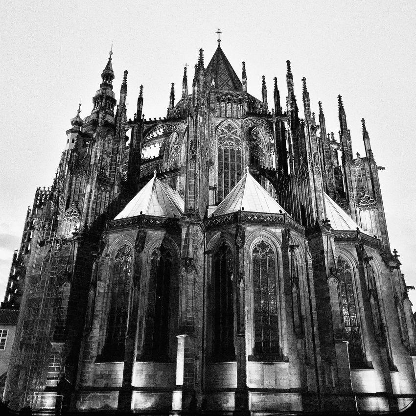 Architecture HDR Prague Travel Everythingisburningtour Iamx