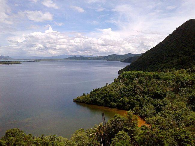 Skyland jayapura, papua Papua Nature Nature_collection Beautiful Nature Freshness Beauty In Nature Lake Lake View