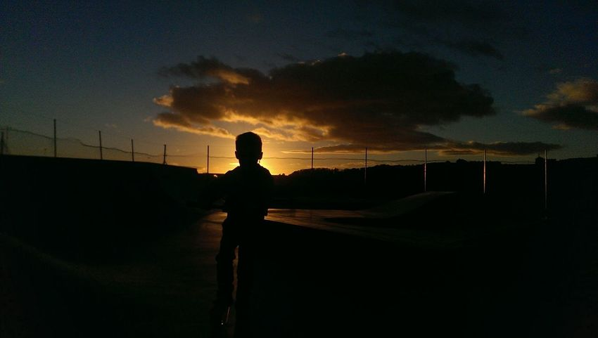 My Little boy, Sunsets Redskyatnight sunset skate park Redskysunset Amazing Place Scotlandpassion Scotlandsunset Nextgeneration Fife  Chilling ✌