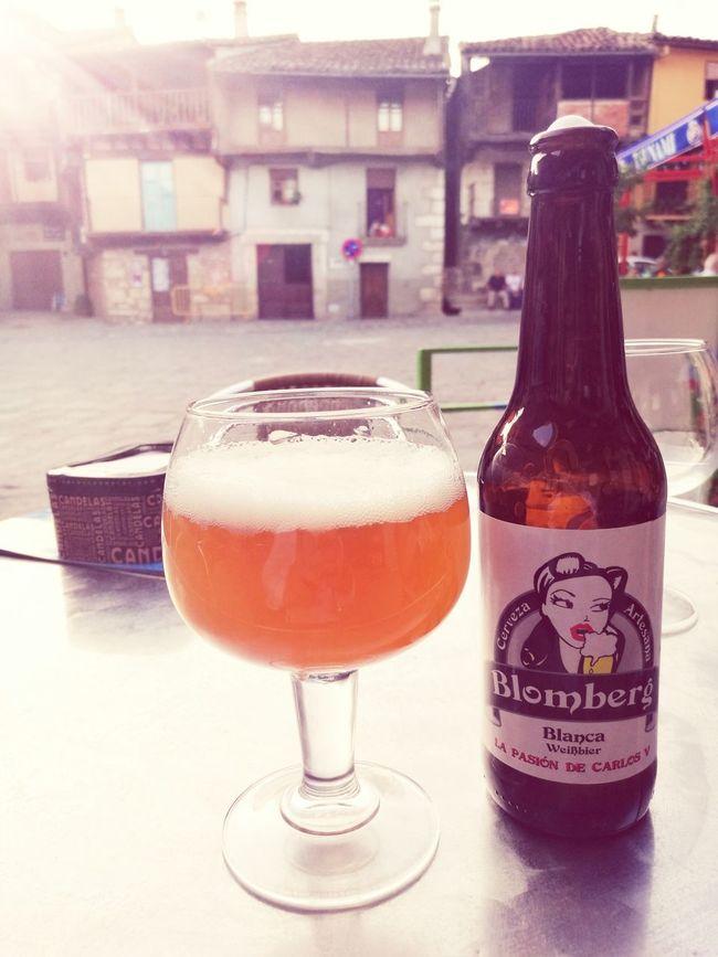 Cerveza Artesanal Cáceres (Spain) Garganta La Olla Hello World Ioan Beer Drinks Drinking