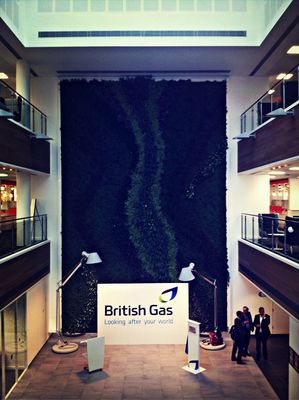 On-Location at British Gas Business HQ by Daniel Lynch
