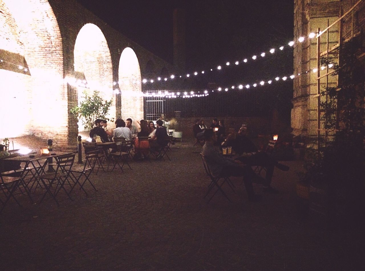 Bologna Local Saturday Experiencing Places People Relaxing Relax Dynamo Nightphotography