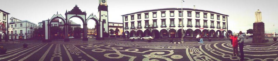 Portas Da Cidade Açores - São Miguel Pontadelgada Portugal