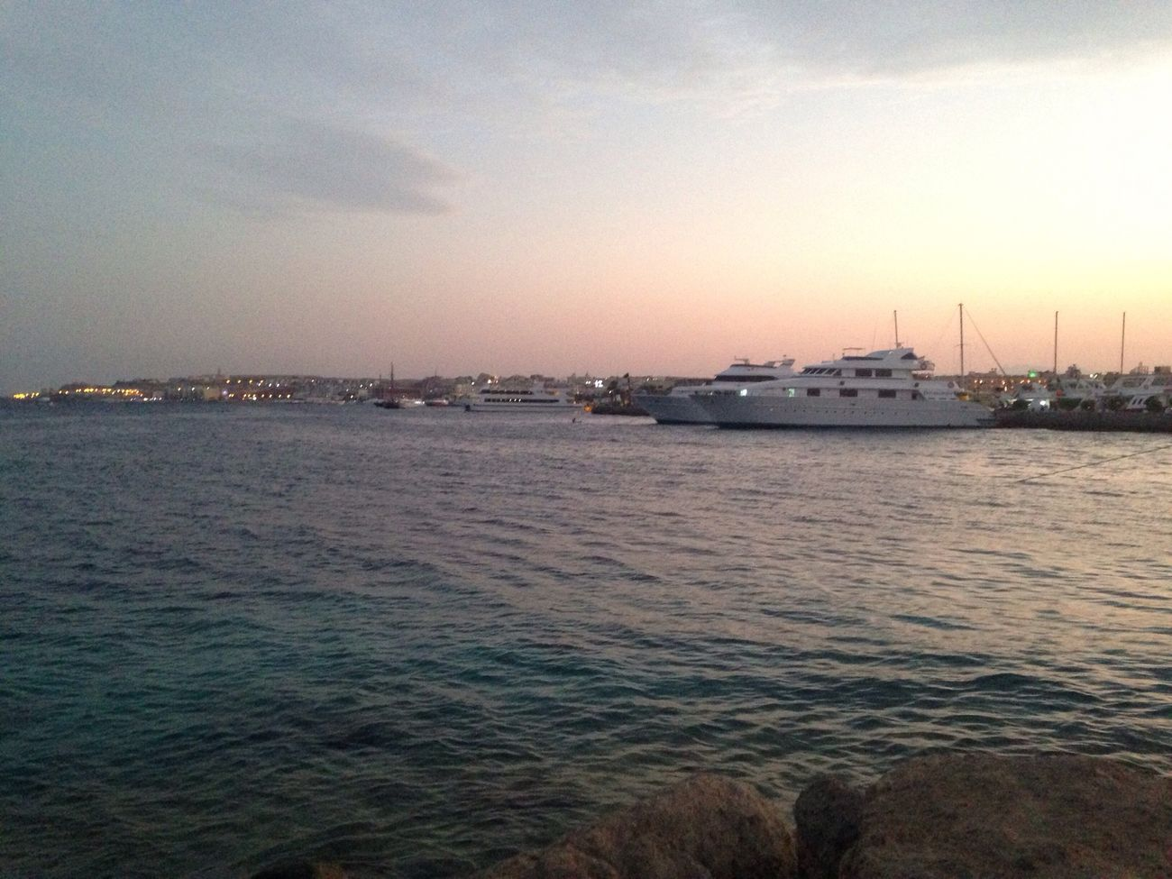 Again sunset.. There was amaizing Enjoying The Sun Fresh Air Check This Out Yacht Rock