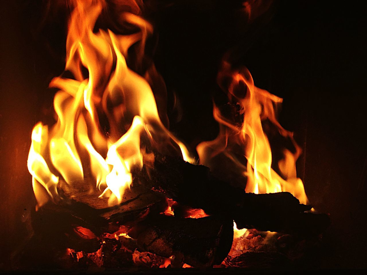 Beautiful stock photos of fireplace, Burning, Dark, Fire, Fire - Natural Phenomenon