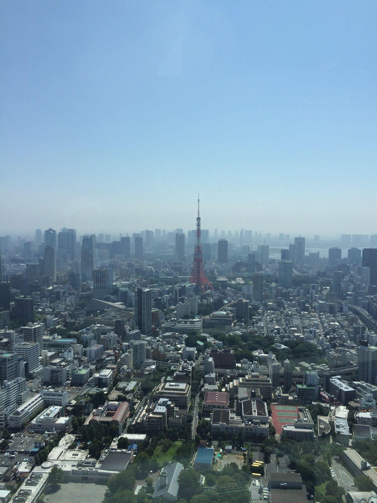 六本木ヒルズ 東京タワー