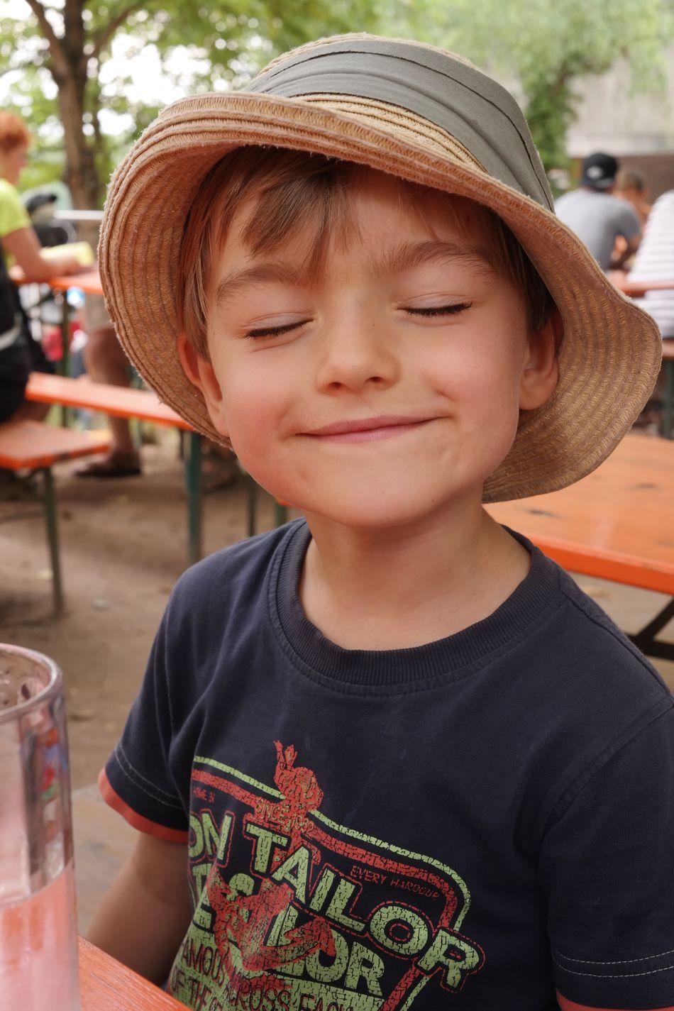 Beautiful stock photos of eyes, Boys, Caucasian, Childhood, Children