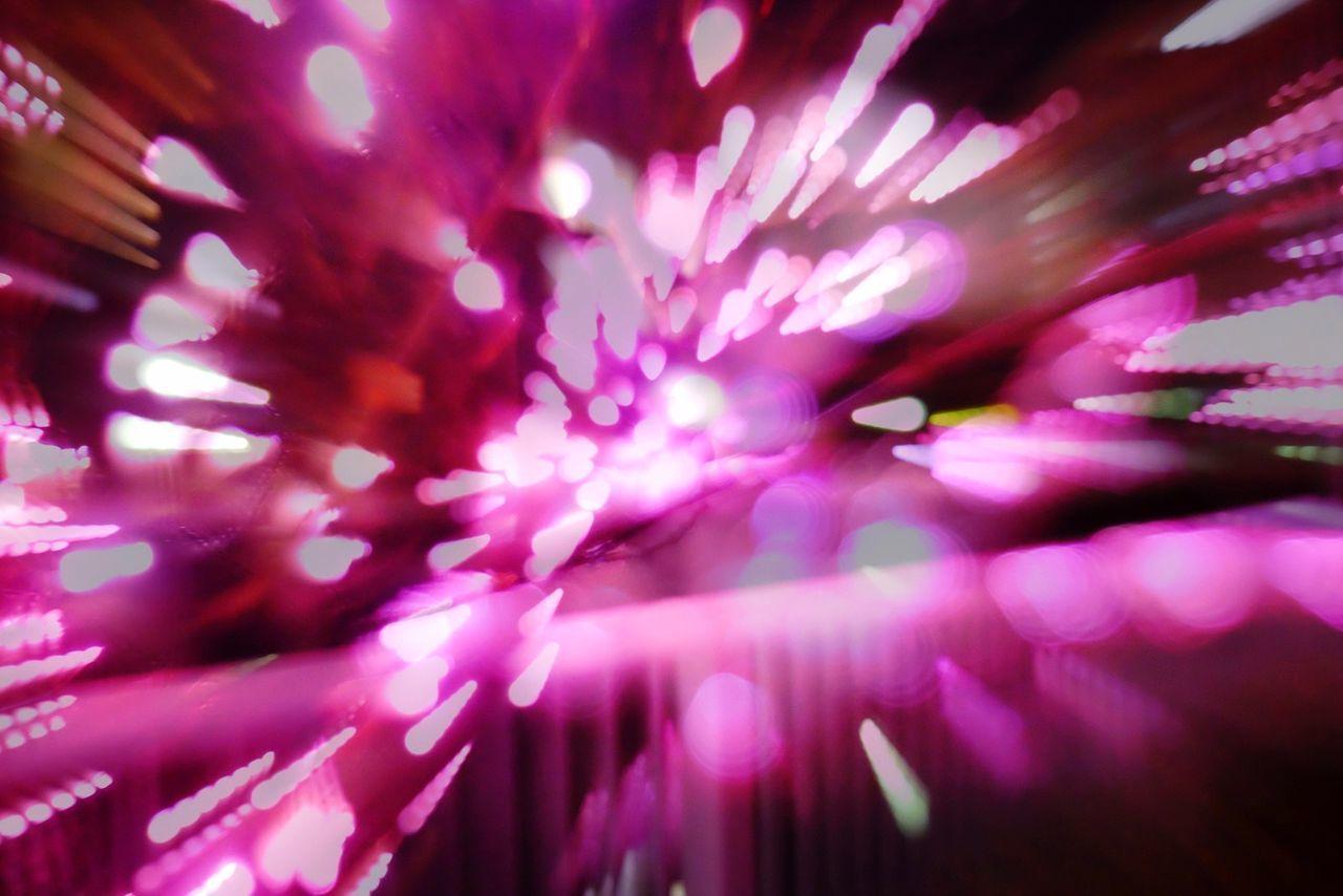 わー!!す、す、吸い込まれる〜〜!!!どの時代に行くんだ〜?! Pink Space Time Move ピンク 時 空 移動