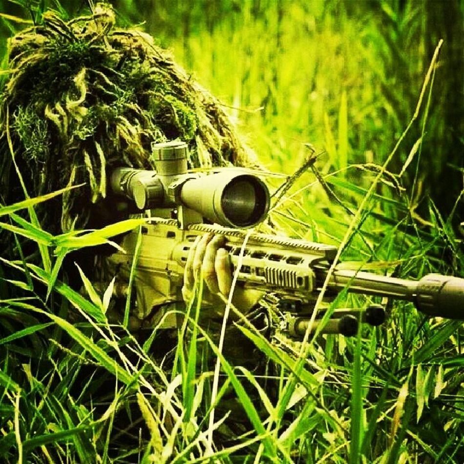 Quando ti accorgerai di me, sarà gia troppo tardi. Sniper
