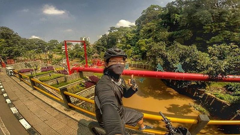 Park River Bike Bicycle Fatbike United Grind Fatbikeworld Val  2016 Gopro Gopro3plus Goproblackedition Goproeverything Gopro4life Gopro_moment Goprooftheday Gopromoment 😚 Bandung Bandungjuara