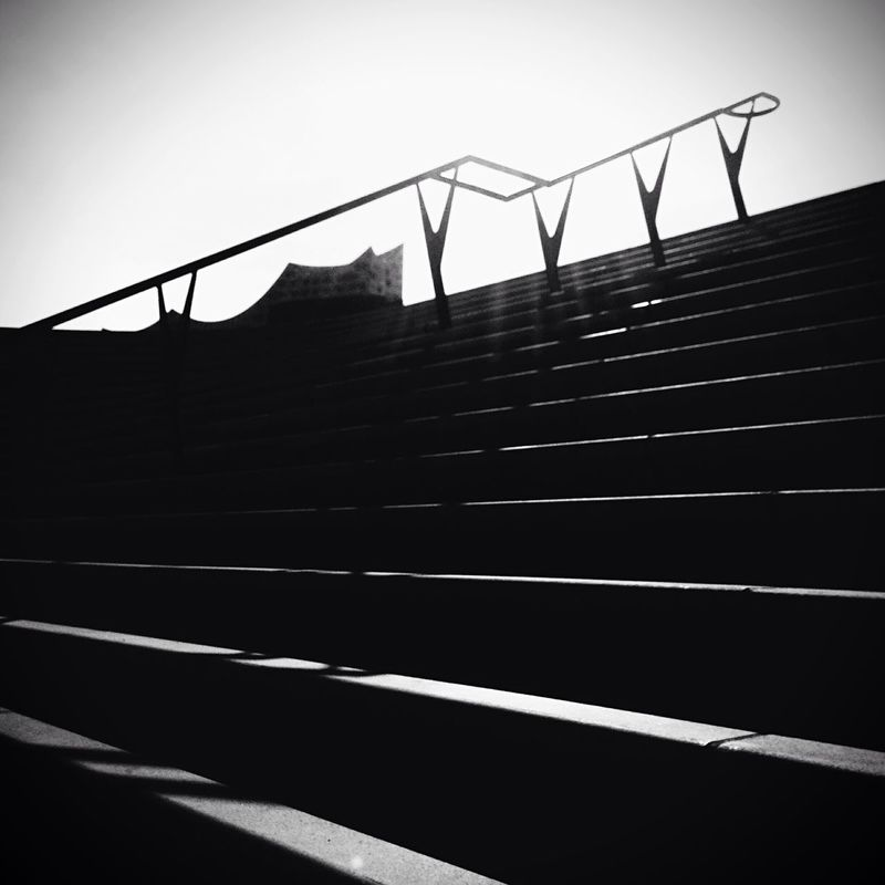 Rising water. Battle Of The Cities Sky Harbour Hamburg Ifihadaboat Blackandwhite Waves Horizon Works Arcitecture Steps In To The Light Upandup Lights And Shadows Structures Monochrome Photography Adapted To The City Mininalist Architecture The City Light