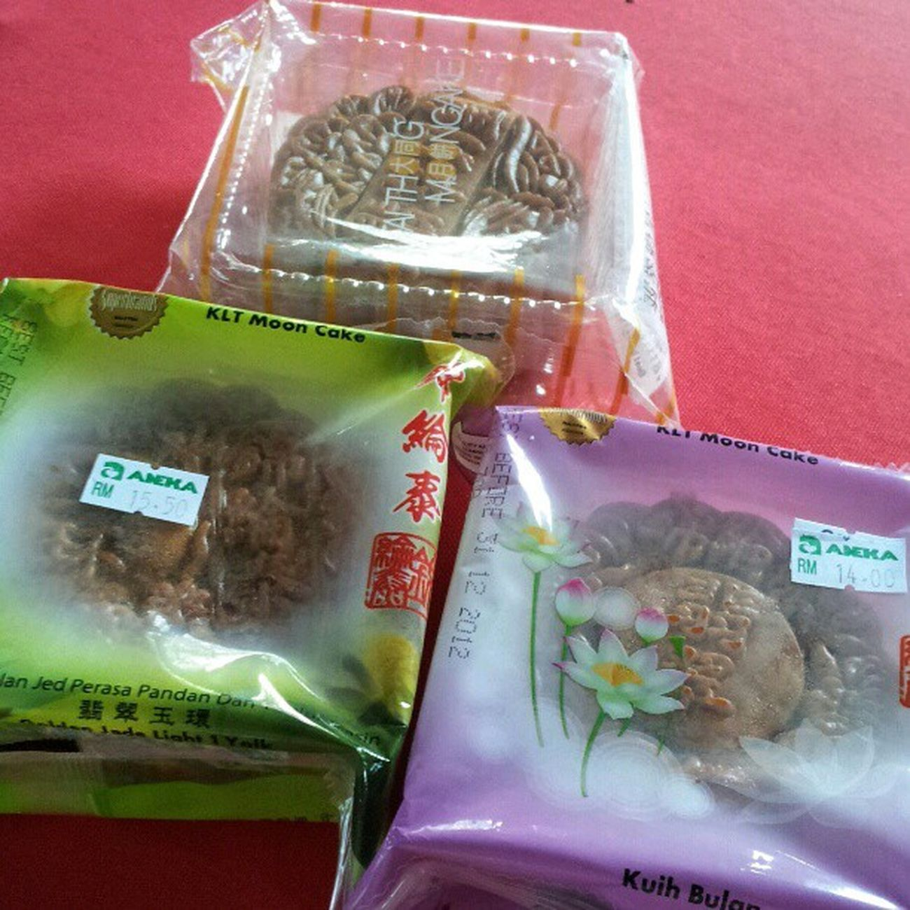 Celebrating mooncake festival... @forestchan91 , @cyrus91