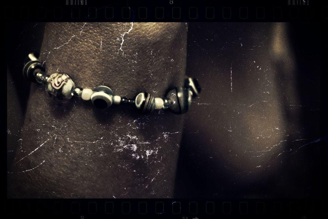 Bracelet ♥ Close-up Hand Sholder Tattoo Woman