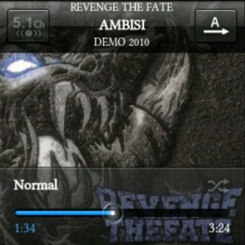 Revengethefate Indonesian Deathcore Bandung ambisiDEMO2010