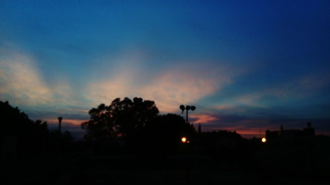 Deportivo Tranquility Beauty In Nature Nature Saliendo Del Trabajo  Oaxaca Sky RosarioCity Eyeemphotography