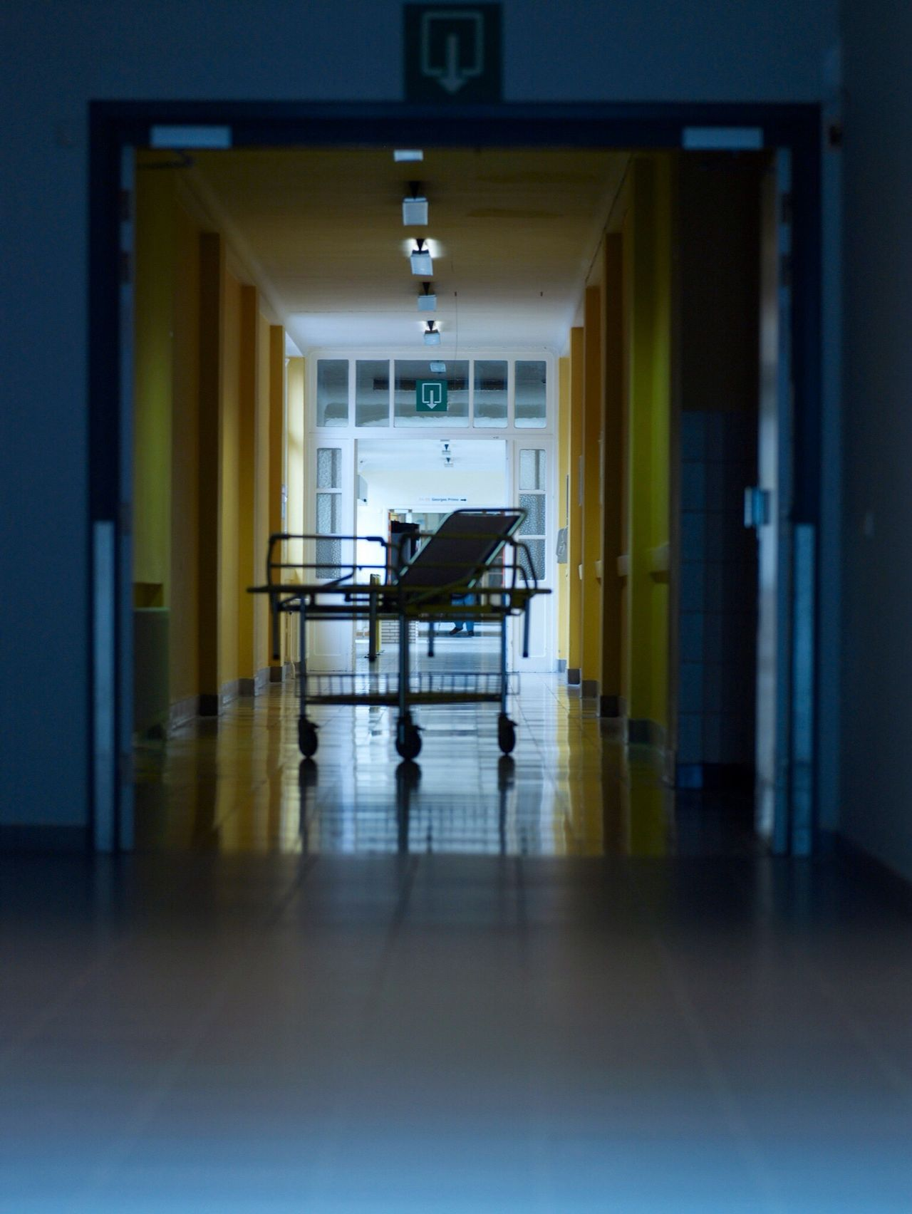 Beautiful stock photos of drugs, Absence, Corridor, Hospital, Indoors
