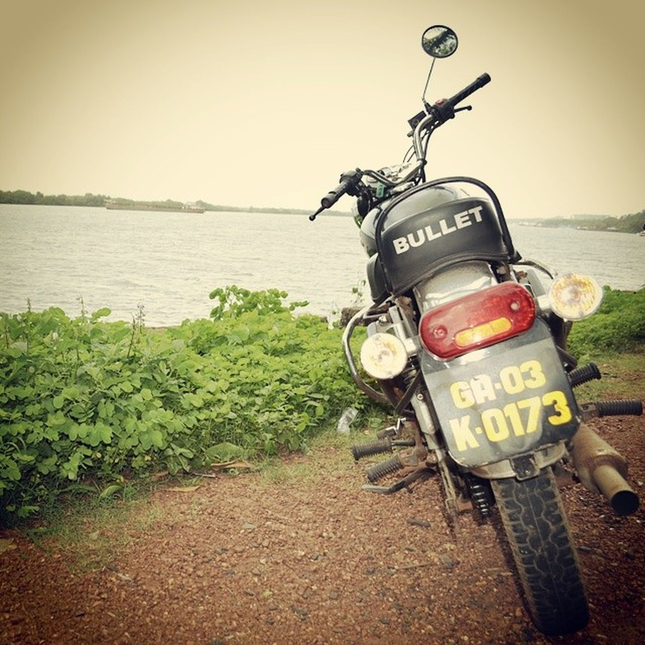 Goa Royalenfield Bullet DugDug