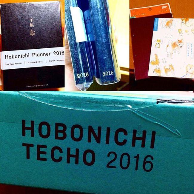 ほぼ日手帳 Hobonichi 手帳 HobonichiTecho ほぼ日 Hobonichiplanner ほぼ日手帳プランナー ほぼ日手帳2016