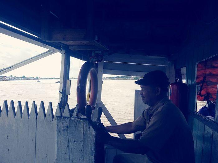 The Week On EyeEm People Nautical Vessel Working Macho Silhouette Only Men