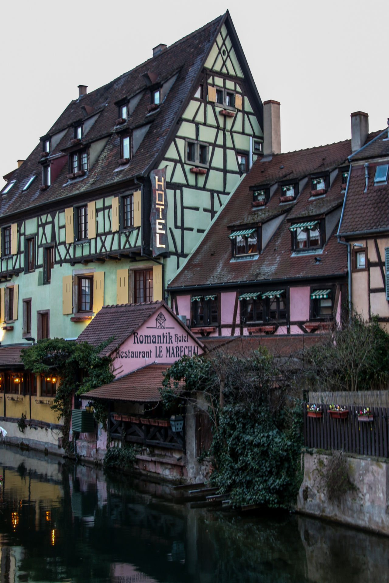 Architecture Building Exterior Built Structure City Citytrip Colmar Colmar Architecture Colmar France Colmar, Alsace, France Fachwerk Fachwerkhaus France No People Outdoors Reiselust River Timber Frame House Timbered House Traveling Travellover Water