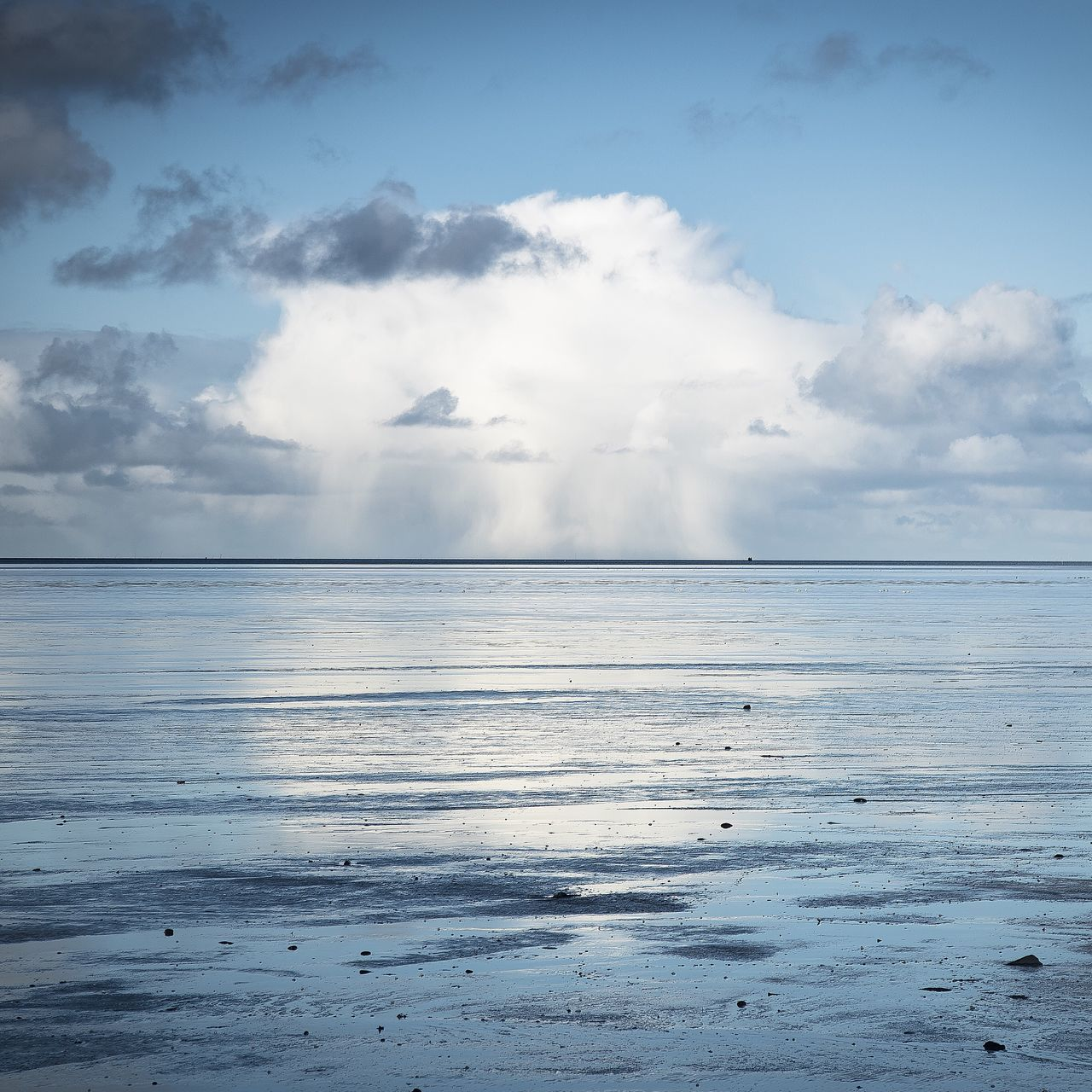 Netherlands Photography Wieringen Holland Wadden Sea Waddenzee Showcase March Cloudsandsky Cloudscape Sea And Sky Sea Seascape Sea View Wintertime Winter Photooftheday Photo Landscape Landscape_photography Blue Sky Blue Bluesky Josienvangeffen