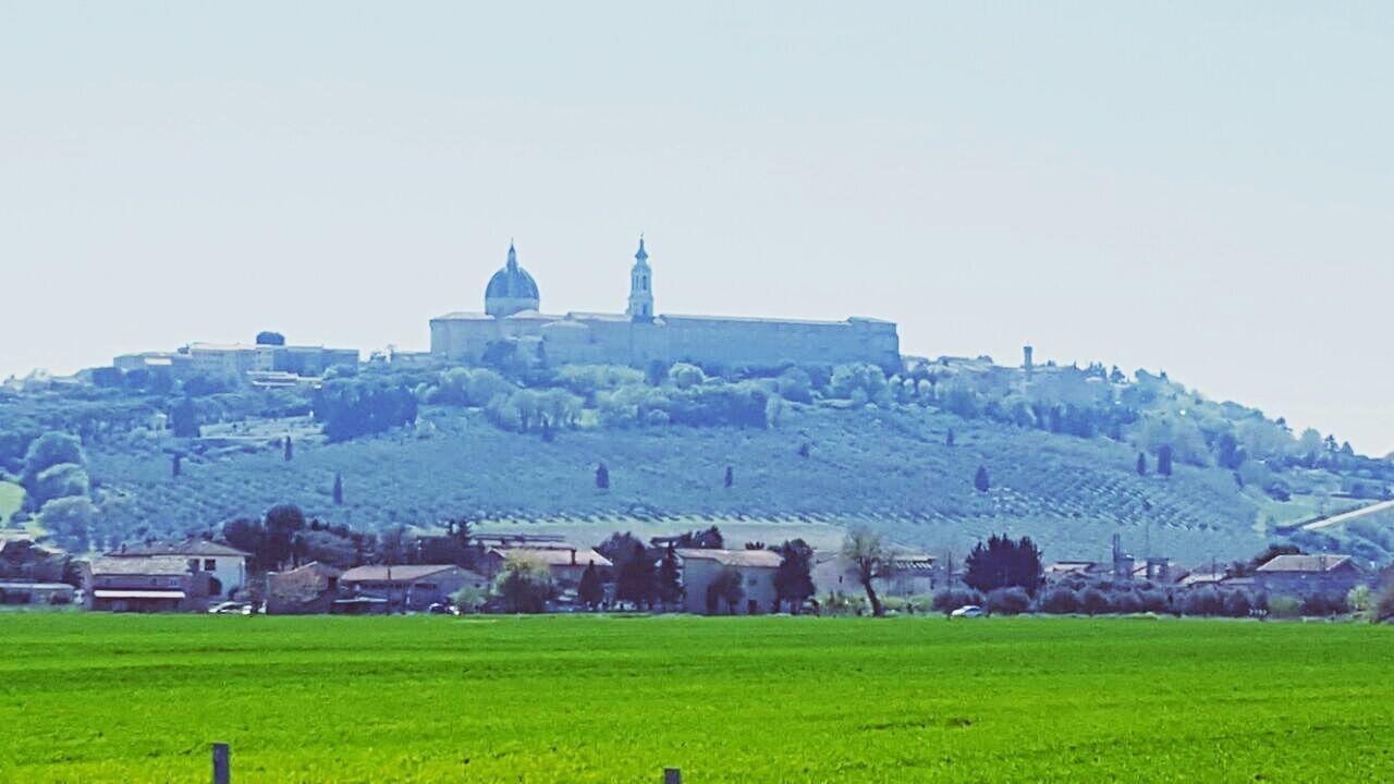 IT Italy Loreto Marche Santuario Sanctuary