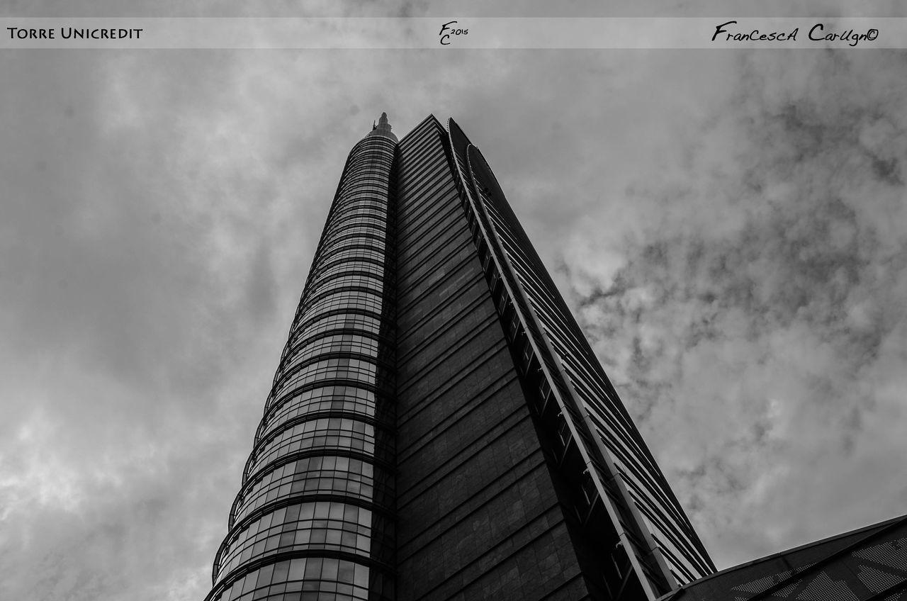 Architecturechitecture] Architecture_bw Tower Skyscraper Architectural Detail Prospective Buildings Urban Geometry Architettura