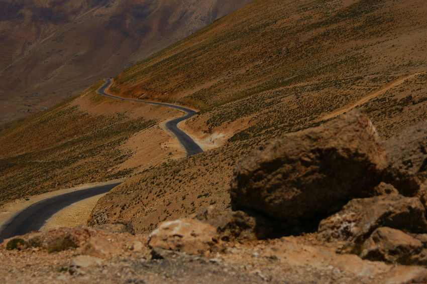 Arid Climate Bekaa Bekaavalley Landscape Landscape_Collection Landscape_photography Landscapes With WhiteWall Lebanon Nature Nature Photography Nature_collection No People Outdoors Road Scenics Tranquility Traveling Valley Warm Colors Winding Road