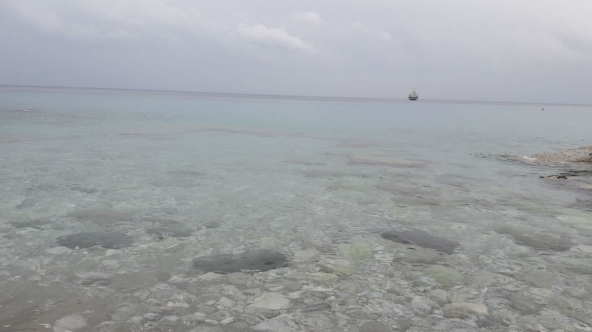 Beach Sea Water Beauty In Nature Tranquility Travel Destinations Horizon Over Water