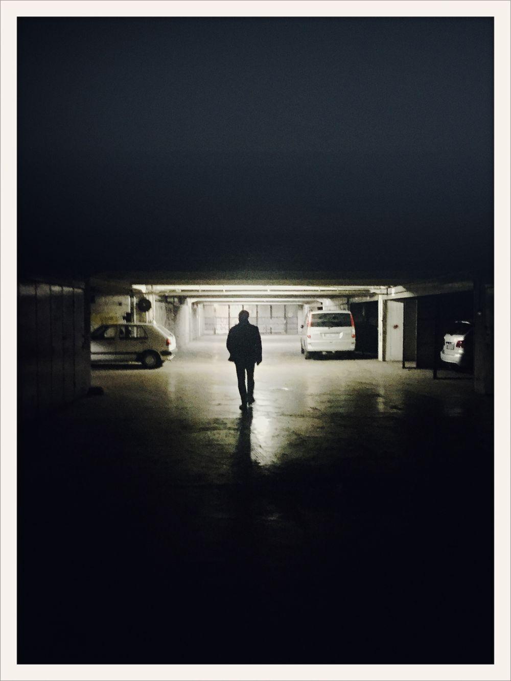 Alone Berlin Black And White Dark Kantgaragen One Man Only Solitude TakeoverContrast