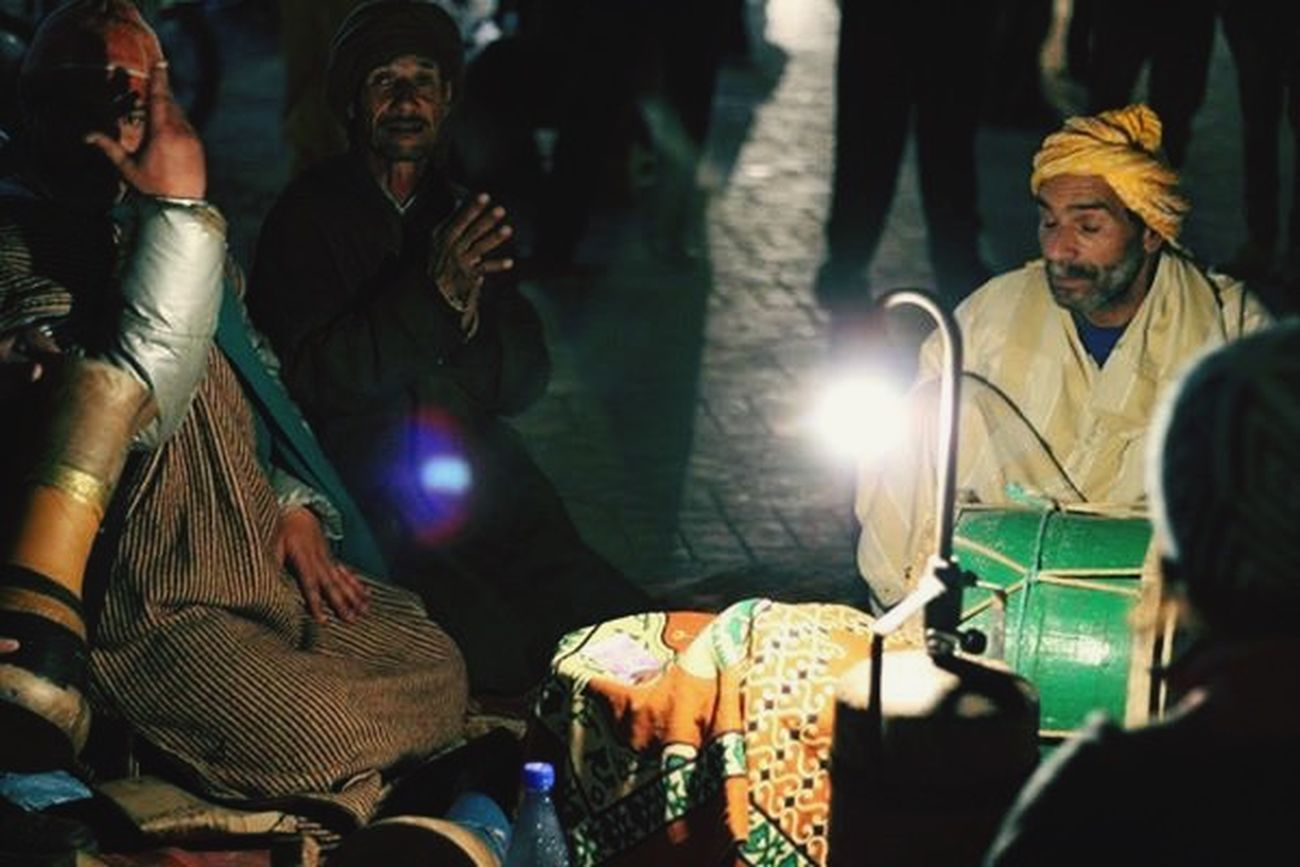 Marrakech Gnawa Music
