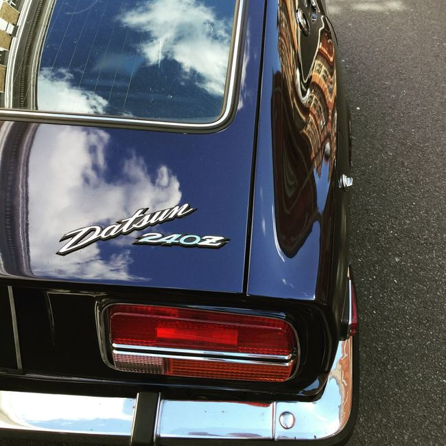 240Z Datzun Cars
