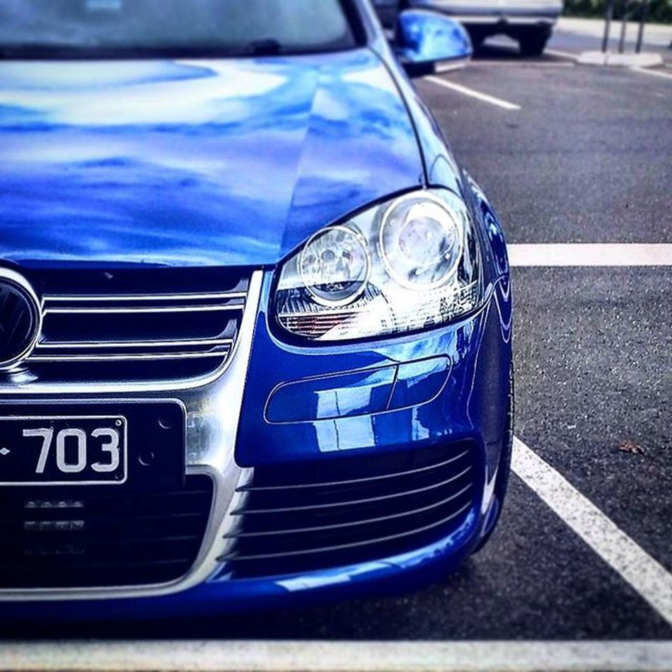 Show and shine Mk5 R32 Glof VW Vag_official Eurodriven