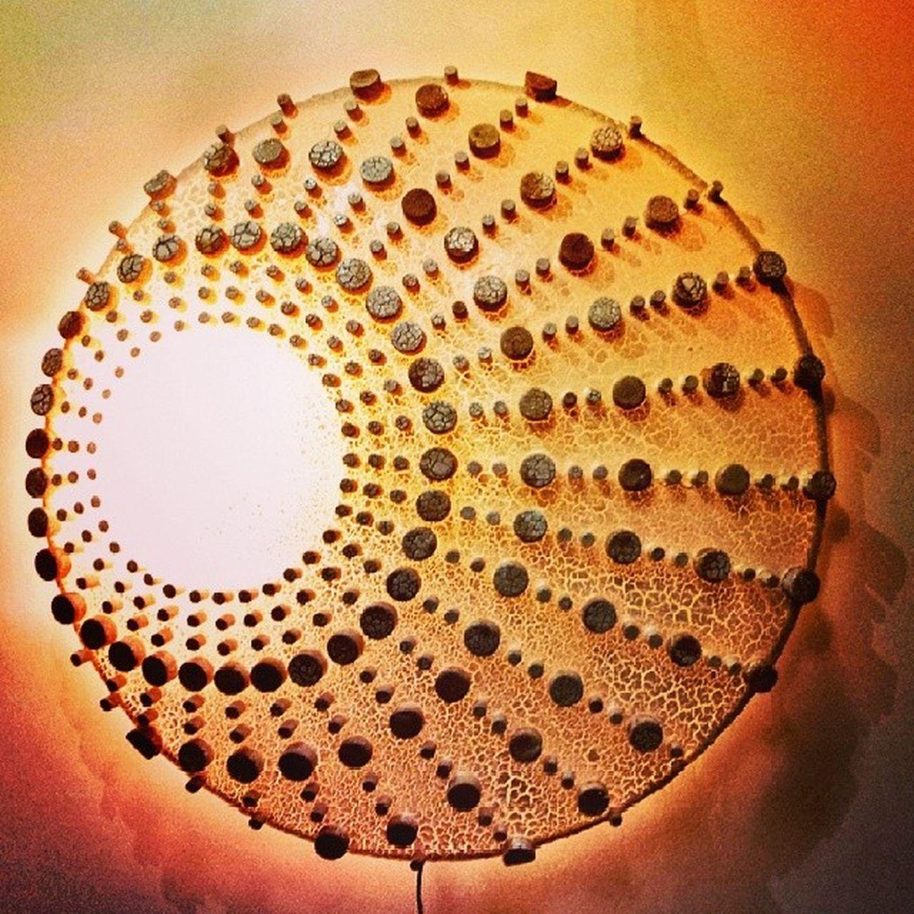 A nice lighting fixture here in New Era Inn (Mabolo, Cebu).... Light Lighting Fixture Shell itsmorefuninthephilippines pinoy wanderlust filipinoart filipinoculture filipino pinoyartistry cebu travelphilippines discovercebu samsung samsungasia samsungphotography