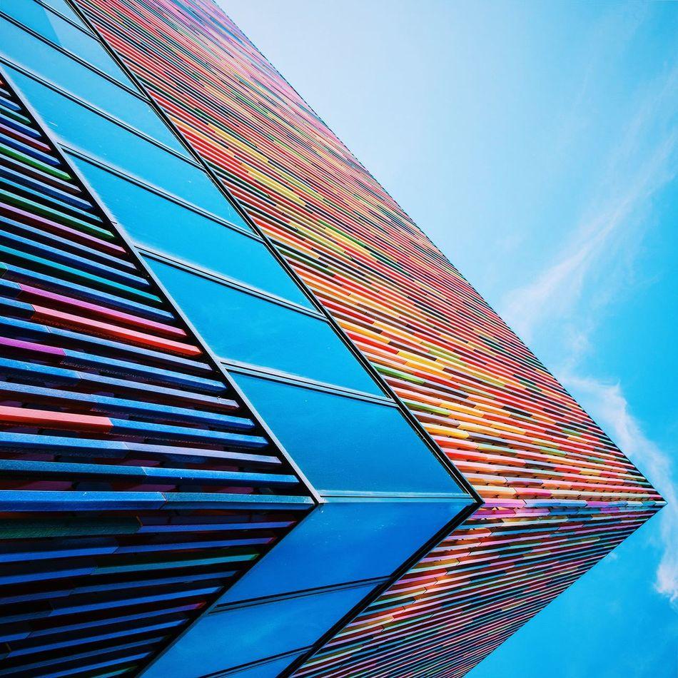 Minimalism Architecture Colours The Architect - 2015 EyeEm Awards