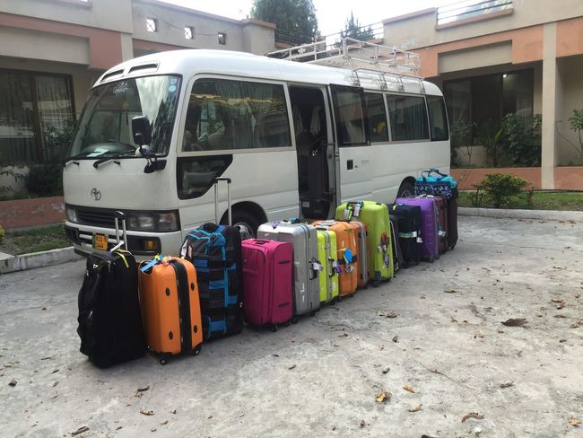 Queue... Pakistan Journey Traveling