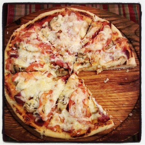 Corsocoffee Pizza