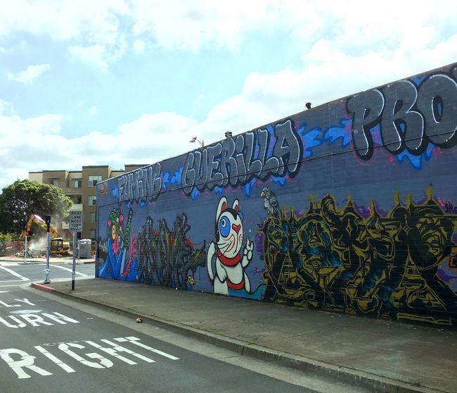 Graffiti Graffiti Art Street Art